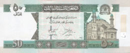Ref. 936-1358 - BIN AFGHANISTAN . 2004. AFGANISTAN 50 AFGANIS 2004 - Afghanistan