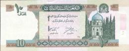 Ref. 934-1356 - BIN AFGHANISTAN . 2002. AFGANIST�N 10 AFGHANIS 2002 - Afghanistan