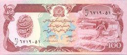 Ref. 926-1348 - BIN AFGHANISTAN . 1979. AFGANISTAN 100 AFGHANIS 1979 - Afghanistan