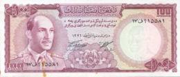 Ref. 914-1336 - BIN AFGHANISTAN . 2019. 100 AFGHANIS AFGHANISTAN 100 AFGHANI 1967 - Afghanistan