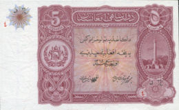 Ref. 896-1318 - BIN AFGHANISTAN . 1936. AFGANISTAN 5 AFGANIS 1936 - Afghanistan