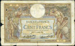 Ref. 473-864 - BIN FRANCE . 1933. 100 FRANCS FRANCE FRANCE. 100 FRANCS  FRANCE FRANCIA - Sin Clasificación