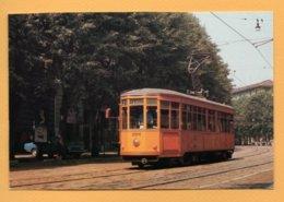 """TRAM - Le """"28"""" VERSO IL 2001 MOTRICE 2001 (ANNO 1930) - Tramways"""