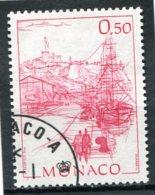 MONACO  N°  1510  (Y&T)  (Oblitéré) - Monaco