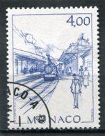 MONACO  N°  1517  (Y&T)  (Oblitéré) - Monaco