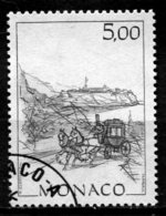MONACO  N°  1518  (Y&T)  (Oblitéré) - Monaco