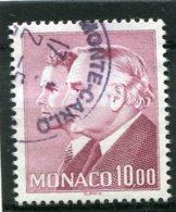 MONACO  N°  1519  (Y&T)  (Oblitéré) - Monaco