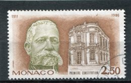MONACO  N°  1532  (Y&T)  (Oblitéré) - Monaco