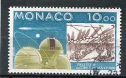 MONACO  N°  1536  (Y&T)  (Oblitéré) - Monaco