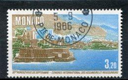MONACO  N°  1540  (Y&T)  (Oblitéré) - Monaco