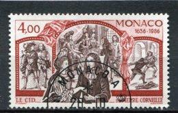 MONACO  N°  1547  (Y&T)  (Oblitéré) - Monaco