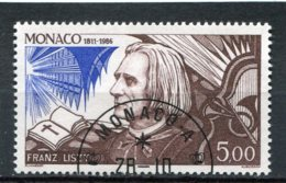 MONACO  N°  1548  (Y&T)  (Oblitéré) - Monaco