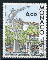 MONACO  N°  1549  (Y&T)  (Oblitéré) - Monaco