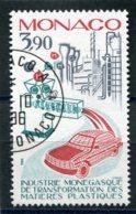 MONACO  N°  1553  (Y&T)  (Oblitéré) - Monaco