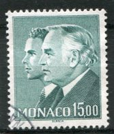 MONACO  N°  1561  (Y&T)  (Oblitéré) - Monaco