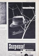 (pagine-pages)PUBBLICITA' PUNT E MES  L'europeo1956/579. - Libros, Revistas, Cómics