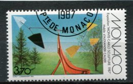 MONACO  N°  1578  (Y&T)  (Oblitéré) - Monaco