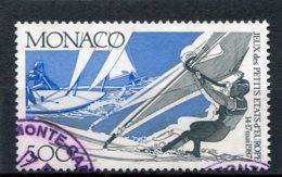 MONACO  N°  1580  (Y&T)  (Oblitéré) - Monaco