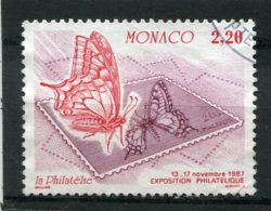 MONACO  N°  1586  (Y&T)  (Oblitéré) - Monaco