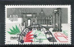 MONACO  N°  1491  (Y&T)  (Oblitéré) - Monaco