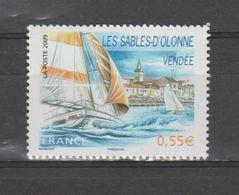 """FRANCE / 2009 / Y&T N° 4334 ** : """"Touristique (Les Sables-d'Olonne - Vendée) X 1 - Unused Stamps"""