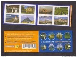 """FRANCE / 2009 / Y&T N° AA 329/336 ** En Carnet Ou N° BC329 ** (Bande-carnet """"France En Timbres"""" 8 TVP Monde) X 1 - Booklets"""