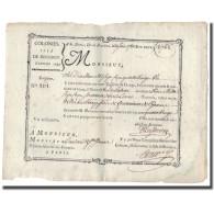 France, Traite, Colonies, Isle De Bourbon, 3762 Livres Tournois, 1780, SUP - ...-1889 Tijdens De XIXde In Omloop