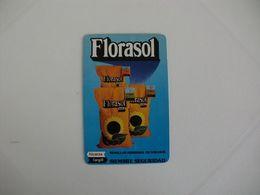 Florasol Spanish Fournier Pocket Calendar 1985 - Calendars