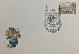 1983 Salzburger Festspiele Beleg - 1945-.... 2ème République