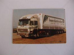 Transportes Central Foz Do Douro Porto Portugal Portuguese Pocket Calendar 1986 - Calendars