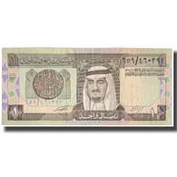 Billet, Saudi Arabia, 1 Riyal, KM:21c, TTB - Saudi-Arabien