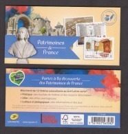 """FRANCE / 2013 / Y&T N°AA 865/876 ** En BC Ou C865 ** (Carnet """"Patrimoines De France"""" 12 TVP LV) X 1 - Booklets"""