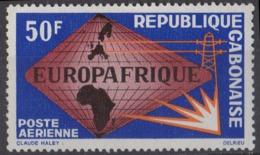 GABON - Europafrique 1965 - Gabon (1960-...)
