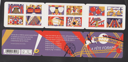"FRANCE / 2017 / Y&T N° AA 1430/1441 ** En BC  Ou BC1430 ** (Bande-carnet ""Fête Foraine"" 12 TVP LV) X 1 - Booklets"