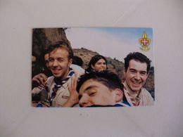 Scouts Corpo Nacional De Escutas Agrupamento 95 Bordalo Maia Portugal Portuguese Pocket Calendar 2000 - Kalender