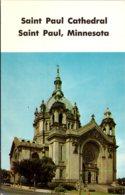 Minnesota St Paul Saint Paul Cathedral - St Paul