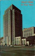 Minnesota St Paul City Hall And Ramsey County Court House 1972 - St Paul