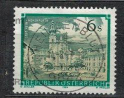1984       Monasteri Ed Abbazie - Rein-Hohenfurth Abbey -  Yt 1621 - Unificato 1621 - Mi 1792 - 1945-.... 2ème République