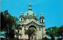 Minnesota St Paul Saint Paul Cathedral 1963 - St Paul