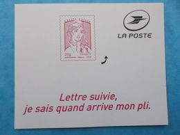 TIMBRE  AUTOADHESIF  No: 1217A, MARIANNE Et La JEUNESSE , Lettre Suivie 20g XX , En Bon état - Adhesive Stamps
