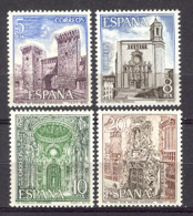 Spain. 1979. Paisajes Ed 2527-30 (**) - 1931-Hoy: 2ª República - ... Juan Carlos I
