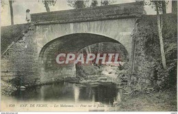 CPA Environs De Vichy Les Malavaux Pont Sur Le Jolan - Vichy