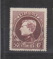COB 291 Oblitéré Dentelé 14 1/2 Cote 60€ - 1929-1941 Gran Montenez