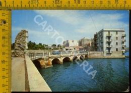 Siracusa Augusta Il Ponte Spagnolo - Siracusa