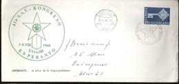 Netherlands - 1968- 41e Kongreso Esperanto - Utrecht - Esperanto