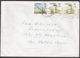 Zimbabwe 1995 Letter To The Netherlands - Coal Mining. - Géologie