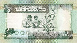 KUWAIT P. 24d 1/2 D 1994 UNC - Kuwait