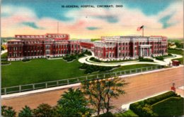 Ohio Cincinnati General Hospital Kraemer Art - Cincinnati