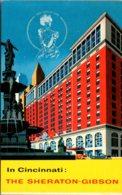Ohio Cincinnati The Sheraton-Gbson Hotel Walnut Street - Cincinnati