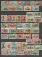 Congo Belge - Petite Collection De Timbres Neufs (*) Ou Oblitérés - Briefmarken